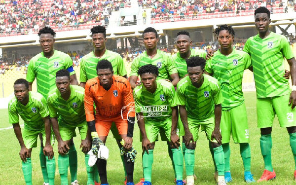 Bechem United are 10th on the league table