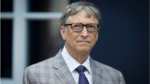 Bill Gates is one of the richest people in the world