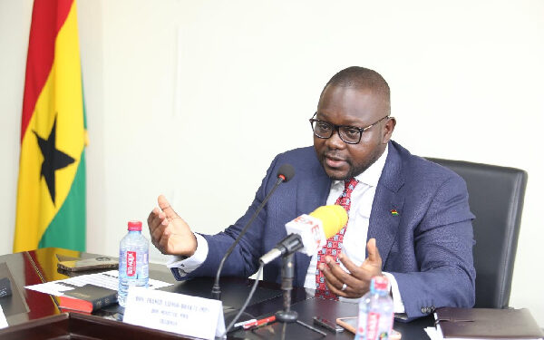 Francis Asenso-Boakye, Minister of Works and Housing