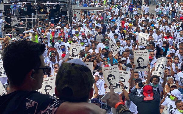 Thousands pro-Lucas Villa protesters took to the street for weeks