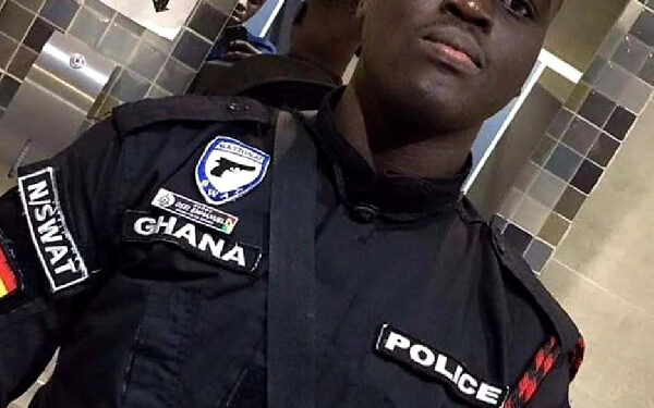 Kobby Mando was killed by unknown armed robbers