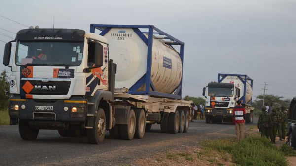 Some of the trucks are the cause of road accidents