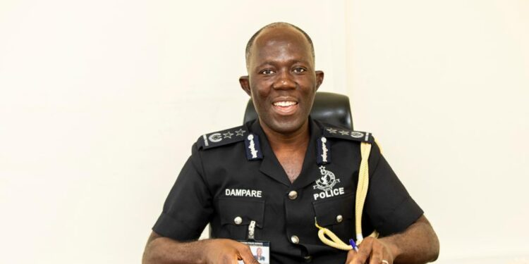 Dr. George Akuffo Dampare IGP