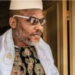 Nnamdi Kanu was detained in Nigeria last month