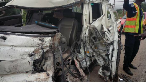The NRSA has challenged the British Daily Mail's report on deadliest roads in Africa