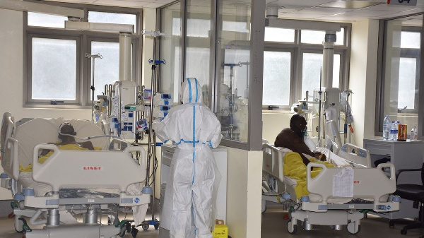 The number of active coronavirus cases in the country has catapulted to 2,314