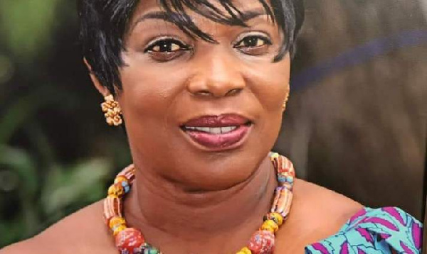 Elizabeth Sackey has been appointed as the MCE for AMA