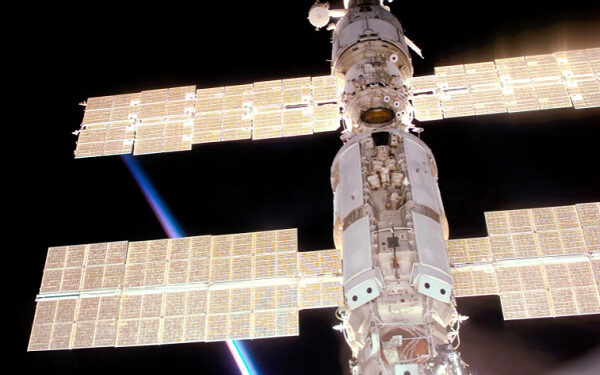 Smoke alarms went off in the Russian segment of the ISS during recharging of the station's batteries